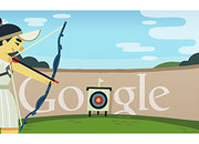 London 2012 Olympic Games Google Doodles - photo 2