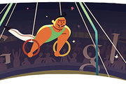 London 2012 Olympic Games Google Doodles - photo 5