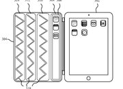 Apple patent iPad Smart Cover with second flexible display - photo 1