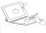 Apple patent iPad Smart Cover with second flexible display - photo 2