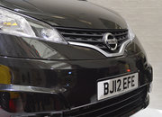 Nissan NV200 London taxi pictures and hands-on - photo 2