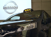 Nissan NV200 London taxi pictures and hands-on - photo 3