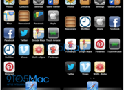 iPhone 5 will have taller screen, tests suggest five rows of icons on the homescreen - photo 2
