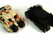 If you think official Lego Batman is cool, think again... now this is a Lego Batmobile! - photo 3