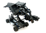 If you think official Lego Batman is cool, think again... now this is a Lego Batmobile! - photo 4