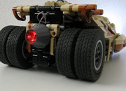 If you think official Lego Batman is cool, think again... now this is a Lego Batmobile! - photo 5