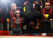 Lords of Football game lets you control players' on and off field behaviour - photo 2