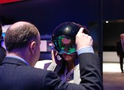 BAE Systems fighter pilot helmet HMD pictures and hands-on - photo 2