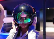 BAE Systems fighter pilot helmet HMD pictures and hands-on - photo 3