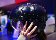 BAE Systems fighter pilot helmet HMD pictures and hands-on - photo 5