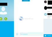 Skype app for Microsoft's Modern UI screenshots revealed - photo 5