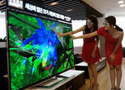 LG's 84-inch 3D Ultra Definition TV starts to hit markets, at last - photo 1