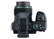 Pentax X-5 superzoom unveiled, packs in 26x optical zoom - photo 3