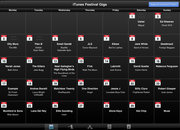 APP OF THE DAY: iTunes Festival 2012 review (iPad / iPhone / iPod touch) - photo 3