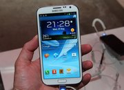 Samsung Galaxy Note 2 pictures and hands-on - photo 2