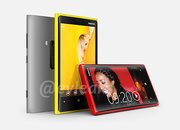Nokia Lumia 920 and 820 Windows Phone 8 photos leak - photo 1