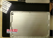 New iPad mini images shows back cover casing - photo 4