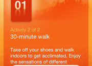 APP OF THE DAY: Merrell Barefoot review (iPhone) - photo 3