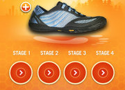 APP OF THE DAY: Merrell Barefoot review (iPhone) - photo 5