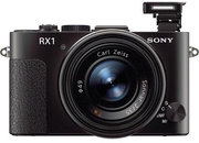 Sony RX1: Full-frame and fully exposed in leaked press images - photo 2