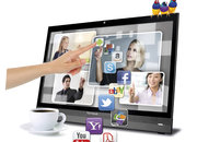 ViewSonic VSD220: 22-inch Android touchscreen PC - photo 1