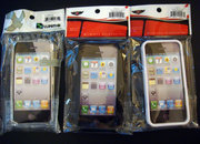 iPhone 5 and iPad mini cases show sizes in comparison to iPhone 4S and iPad - photo 3
