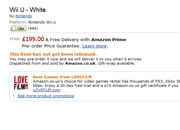 Nintendo Wii U release date UK: 30 November, Amazon says it will cost £250 - photo 2