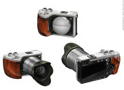 Hasselblad joins forces with Sony for Lunar mirrorless compact system camera - photo 4