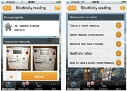 EDF iPhone app records meter readings by photo - photo 2