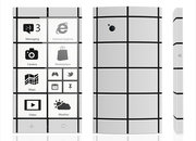 Move over HTC, the Windows Phone concept that really plays on the tile design - photo 3