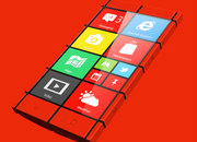 Move over HTC, the Windows Phone concept that really plays on the tile design - photo 5
