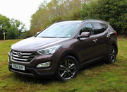 Hyundai Santa Fe Premium SE pictures and hands-on - photo 5