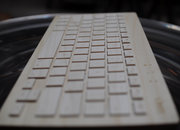 Oree Board wooden keyboard pictures and hands-on  - photo 4