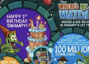 Bonus Where's My Water? content to celebrate game's first birthday - photo 1