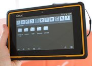 Getac Z710: world's first 7-inch rugged Android tablet pictures and hands-on - photo 2
