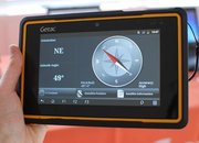 Getac Z710: world's first 7-inch rugged Android tablet pictures and hands-on - photo 3