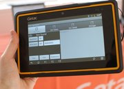 Getac Z710: world's first 7-inch rugged Android tablet pictures and hands-on - photo 4