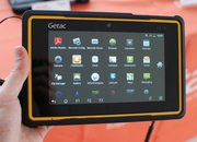 Getac Z710: world's first 7-inch rugged Android tablet pictures and hands-on - photo 5