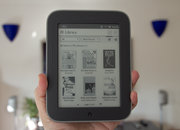 Hands-on: Barnes & Noble Nook Simple Touch with GlowLight review - photo 5