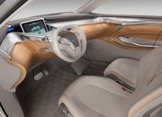 Nissan TeRRA concept car comes with removable tablet device for a dashboard - photo 3