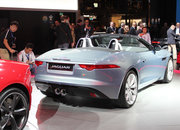 Jaguar F-type pictures and hands-on - photo 5