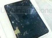iPad mini parts turn up, mimics black iPhone 5 design - photo 2
