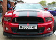 Ford Mustang Shelby GT500 (2013) pictures and hands-on - photo 3