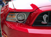 Ford Mustang Shelby GT500 (2013) pictures and hands-on - photo 4