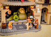 Lego Jabba's Palace (9516) pictures and hands-on - photo 3
