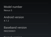 Galaxy Nexus and Nexus S Android 4.1.2 roll out begins in UK - photo 3