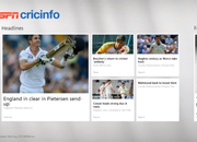 Windows 8 app rush begins with ESPNcricinfo - photo 1