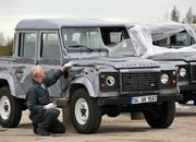 Skyfall: Behind the scenes with Land Rover - photo 1