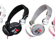 Snug Headphones emblazoned with classic 'I Love New York' logo - photo 2