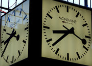 Apple shells out $21 million to Swiss rail for pilfering clock - photo 1